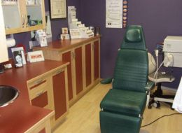 Cosmetic Treatment Room