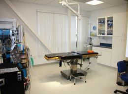 Surgical Treatment Room